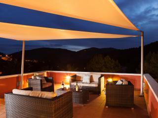 Villa El Olivo 8/10 pers. Very nice outside areas - Olivella vacation rentals