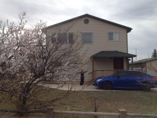 Nice House with Internet Access and Satellite Or Cable TV - Parowan vacation rentals