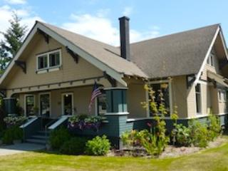 ACANTHUS SUITES A  Fully Restored Historic Home - Friday Harbor vacation rentals