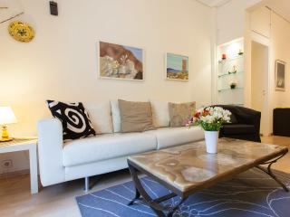 Central flat overlooking pine forest - Athens vacation rentals
