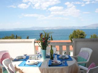 Duplex Top Floor Apartment with Stunning Sea Views, in Quiet Area, 200m to beach - Sutivan vacation rentals