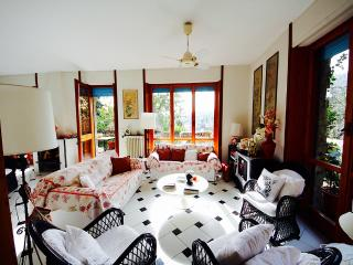 VILLA RITA 5BR-garden&terrace by KlabHouse - Santa Margherita Ligure vacation rentals