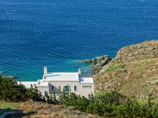 Charming Punta Villa with secluded beach.. - Kato Aprovatou vacation rentals