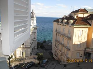 Opatija center apartment for 4 pax - Opatija vacation rentals