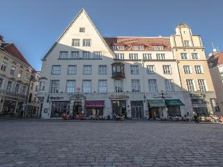 Two bedroom apartment located on the main square - Tallinn vacation rentals