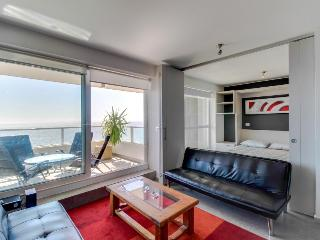 A shared indoor pool, 2 hot tubs & glorious ocean views! - Vina del Mar vacation rentals