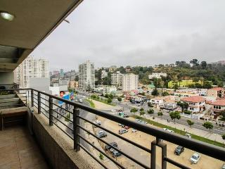Bright Condo with Internet Access and Shared Outdoor Pool - Vina del Mar vacation rentals
