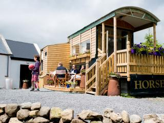 Burren Glamping - an Irish cottage on wheels - Kilfenora vacation rentals