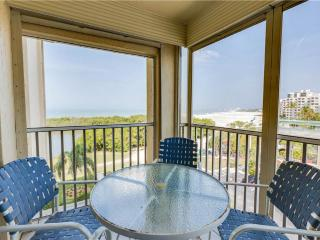 Sand Caper 502, 2 Bedrooms, Gulf Front, Pool, Elevator, WiFi, Sleeps 6 - Fort Myers Beach vacation rentals