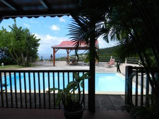 Villa  calme cadre magnifique vue mer et montagne - Vieux-Habitants vacation rentals