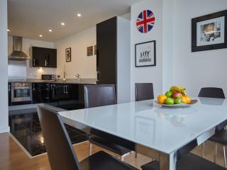Modern three bedroom apartment Rer:0159 - London vacation rentals
