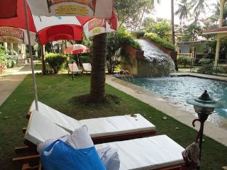 Nice 1 bedroom Saligao Condo with A/C - Saligao vacation rentals