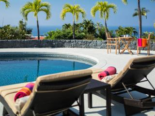 Huge Private House with Outdoor Kitchen & Pool! Ocean Views!! - Kailua-Kona vacation rentals