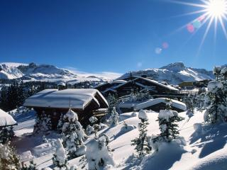 4 bedroom Apartment with Internet Access in Courchevel - Courchevel vacation rentals