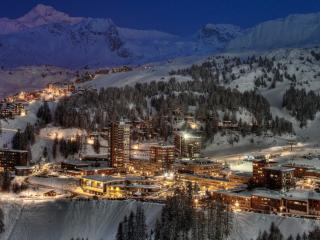 Lovely 3 bedroom Apartment in Belle Plagne - Belle Plagne vacation rentals