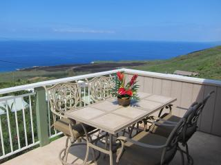 180 Degree Ocean View 2200 Sq Ft Custom Home - Captain Cook vacation rentals