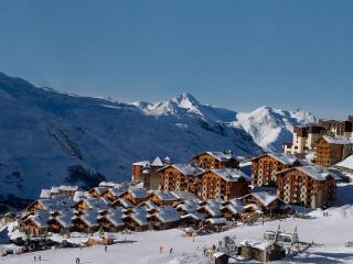 Cozy 3 bedroom Condo in Les Menuires with Internet Access - Les Menuires vacation rentals