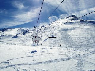 Sunny 2 bedroom Condo in Val Thorens with Internet Access - Val Thorens vacation rentals