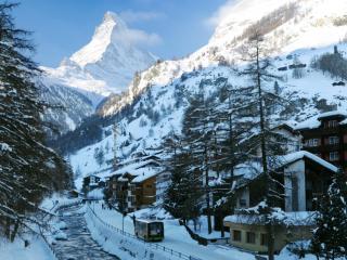 3 bedroom Apartment with Internet Access in Zermatt - Zermatt vacation rentals