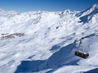 2 bedroom Apartment with Internet Access in Val Thorens - Val Thorens vacation rentals