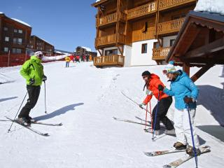 Comfortable 5 bedroom Condo in Val Thorens with Internet Access - Val Thorens vacation rentals