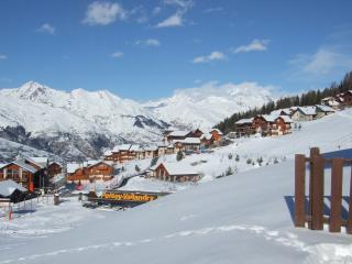 Bright 4 bedroom Belle Plagne Condo with Internet Access - Belle Plagne vacation rentals