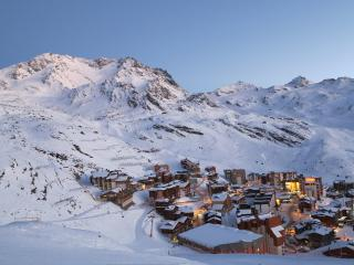 Perfect Condo with Internet Access and Shared Outdoor Pool - Val Thorens vacation rentals