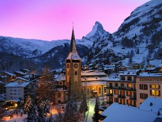 Nice Condo with Internet Access and Fireplace - Zermatt vacation rentals