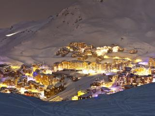 1 bedroom Apartment with Internet Access in Val Thorens - Val Thorens vacation rentals