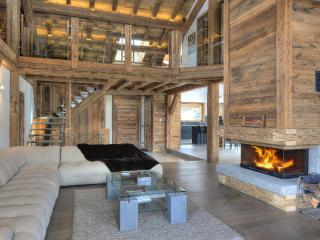 Nice Chalet with Internet Access and Fitness Room - Megève vacation rentals