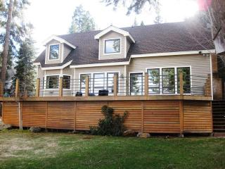 Sinclair - Beautiful West Shore Lake Front with Guest House - Lake Almanor vacation rentals