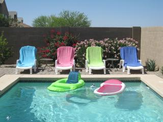 Beautiful 3 Bedroom, Private Pool, free Wifi/phone - San Tan Valley vacation rentals
