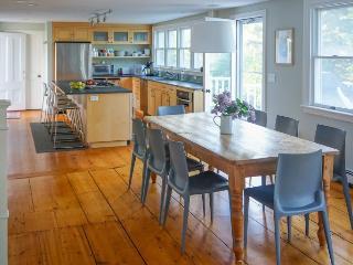 Designer Home in Wellfleet Center with Water Views - Wellfleet vacation rentals