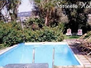 Lovely Condo with Parking and Shared Outdoor Pool - Massa Lubrense vacation rentals