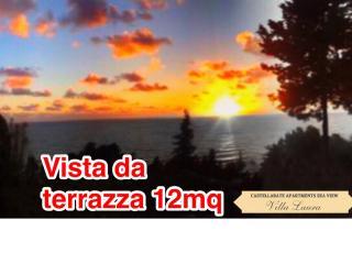 Castellabate Apartment Sea View Villa Laura - Santa Maria di Castellabate vacation rentals