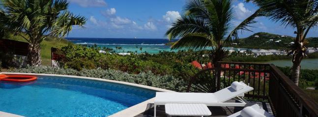 Spacious 1 Bedroom Villa, Private Pool, in Grand-cul-de-Sac, Sleeps 2 - Grand Cul-de-Sac vacation rentals