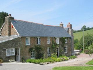 Lower Cowley Farmhouse, Parracombe, Devon - Kentisbury vacation rentals