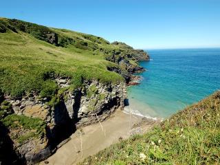 Ayr Cottage, Bossiney, Cornwall - Tintagel vacation rentals
