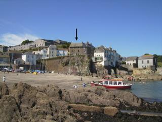 Balcony Cottage, Kingsand and Cawsand, Cornwall - Cawsand vacation rentals