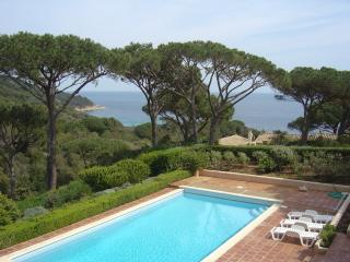 Villa with own heated pool and tennis access sea - Ramatuelle vacation rentals