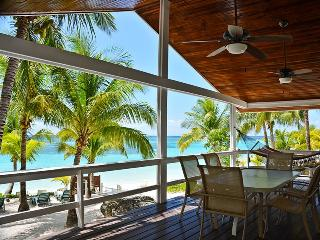 Nice 3 bedroom West Bay House with Deck - West Bay vacation rentals