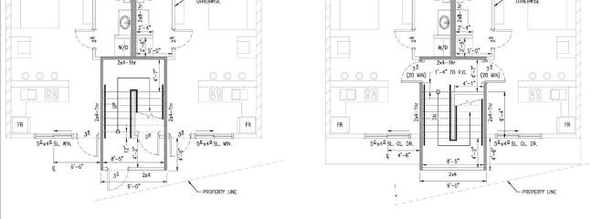 Layout of Vance Towers - Vance Towers Lower A - Sitka - rentals