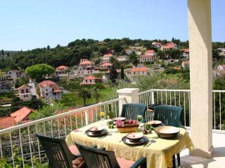 Panoramic Sea & Countryside Views, in Quiet Area, 150m to Centre, 200m to Beach - Splitska vacation rentals