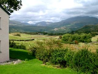 Beautiful cottage with breathtaking mountain views - Eskdale vacation rentals