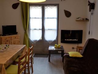 Romantic 1 bedroom Sainte-Marie-de-Campan Condo with Television - Sainte-Marie-de-Campan vacation rentals