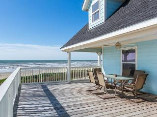 Beachfront Beauty in Galveston With Big Ocean Views - Sleeps 14 - Galveston vacation rentals