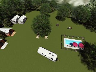 Griffin Villa,Glamping D6 Retreat, Dripping Springs, Coming Early Summer 2016 - Dripping Springs vacation rentals
