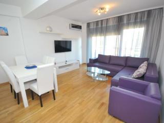 Modern three-bedroom apartment in centre of Budva - Budva vacation rentals
