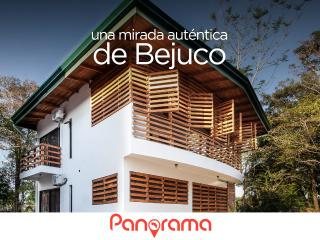Panorama - Beach Condos with Tropical Architecture - Playa Bejuco vacation rentals