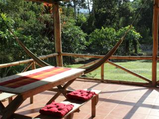 Experience abundant tropical nature; 25 acres - Turrialba vacation rentals